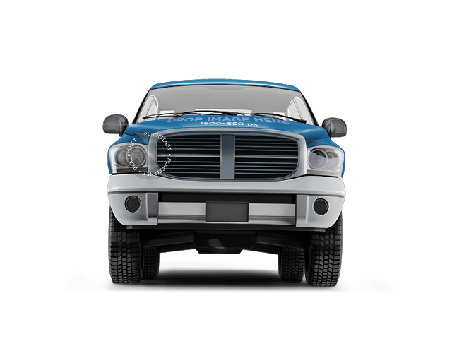 truck front view png