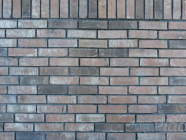 Poster Video Mockup on a Bricks Wall a13775