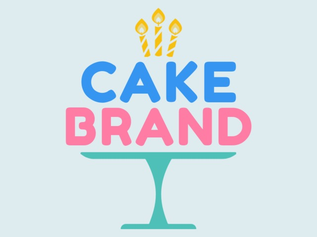 Placeit Cake Shop Logo Maker