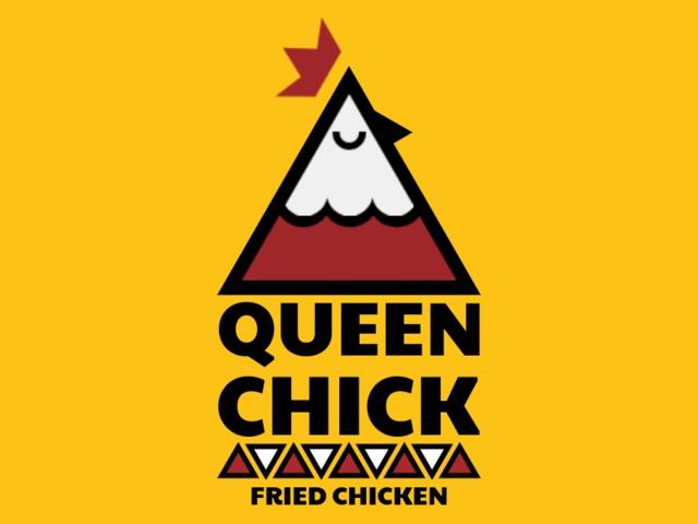 Placeit Fried Chicken Food Chain Logo Maker