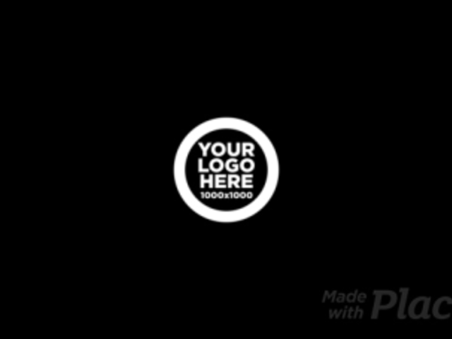 Logo Reveal with Animated Shape Outlines 287