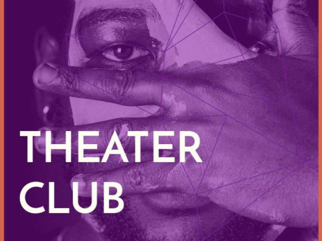 placeit theatre club flyer maker