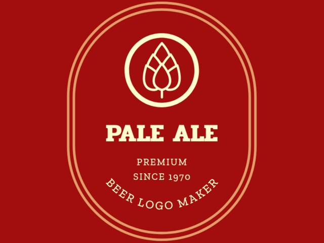Placeit Craft Beer Logo Design Template