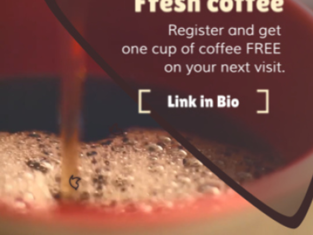 Instagram Video Maker for a Coffee Shop Promo Video 1032