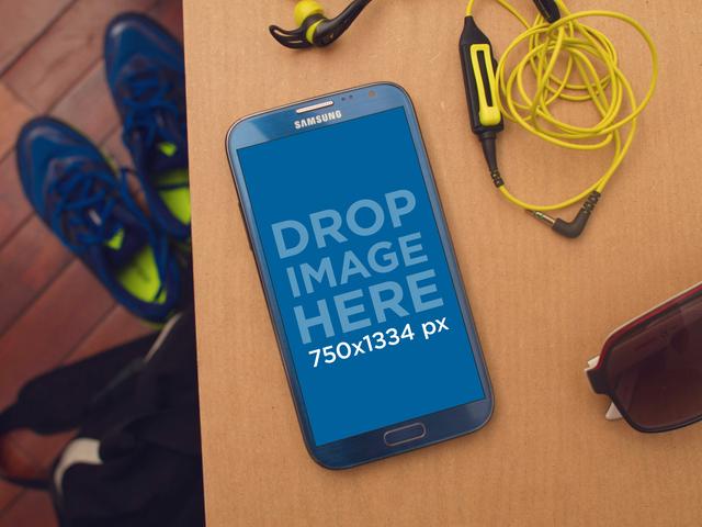 Samsung Galaxy S3 Frontal