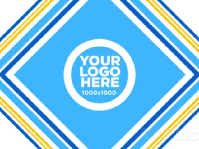 Logo Reveal Intro Maker with Dynamic Geometric Animations 1695