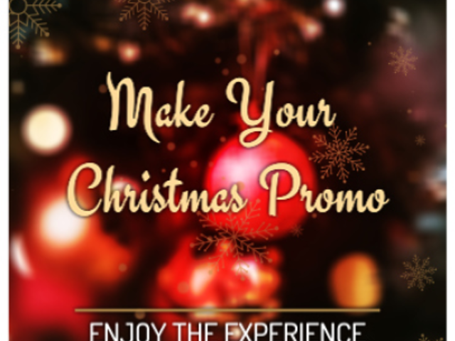 Christmas Instagram Story Maker for a Holiday Promo1916