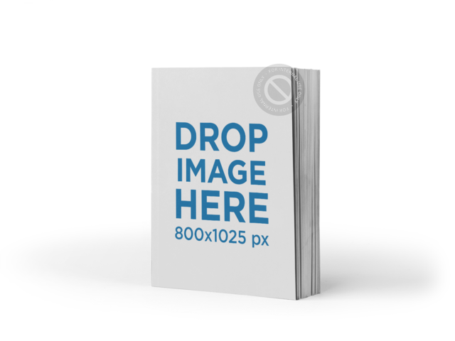Book Cover Design Template Png : Placeit photorealistic e book mockup