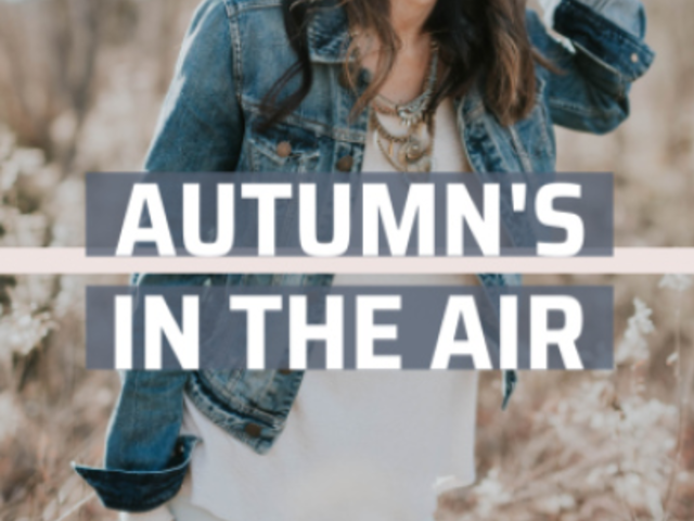 Fall-Themed Instagram Story Video Maker Featuring Text and Logo Animations 1674a 33