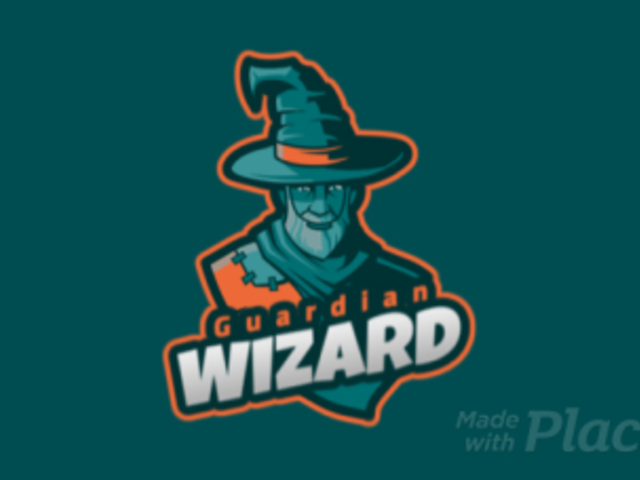 Fortnite-Style Gaming Logo Maker Featuring an Animated Ancient Wizard 2399e 2407