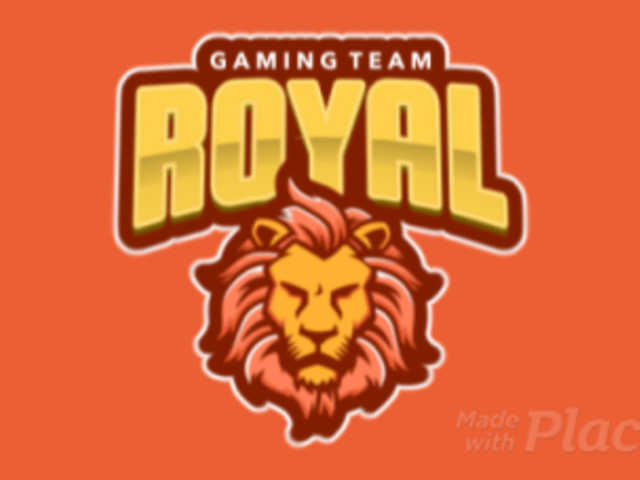 Bold Animated Logo Generator Featuring a Lion Face Clipart 484i-2333