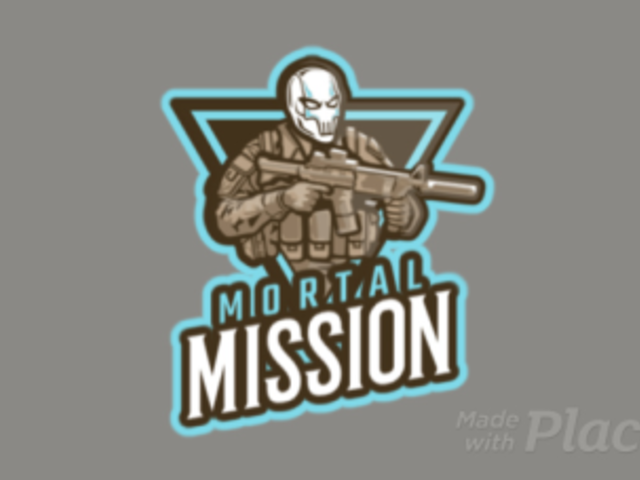 Animated Logo Creator Featuring a Mortal Soldier 1743p-2861