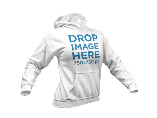 PNG Invisible Model Women's Hoodie Mockup a10656