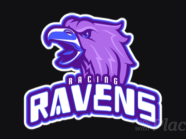 Animated Gaming Logo Maker Featuring a Screeching Raven Graphic 1745f-2880