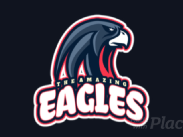 Logo Creator for a Football League Sports with an Animated Eagle Icon 245mm-2881