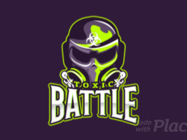 Animated Logo Creator for a Gaming Team with a Masked Character Clipart 2449ll-2931