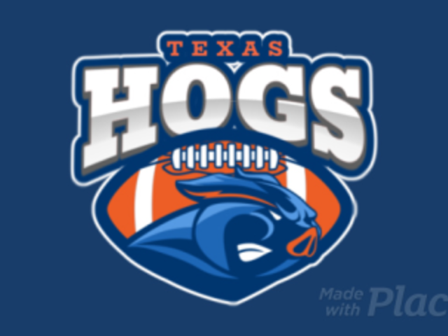 Animated Football Logo Creator with a Hog Illustration 1619o-2931