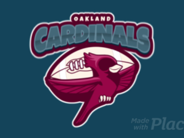 Animated Mascot Logo Template for a Sports Team Featuring a Cute Cardinal Illustration 120rr-2934