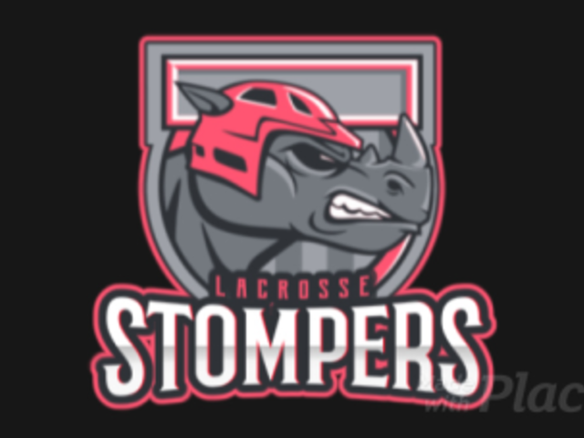 Animated Logo Maker for a Hockey Team Featuring an Aggressive Rhino Graphic 1560n-2936