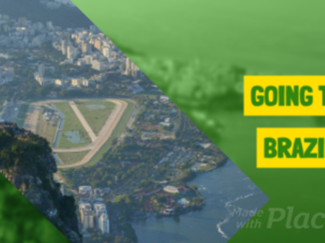 Intro Maker for a Travel Guide to Brazil 1702a-180