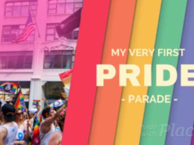 Facebook Cover Video Maker for Pride Month 1576