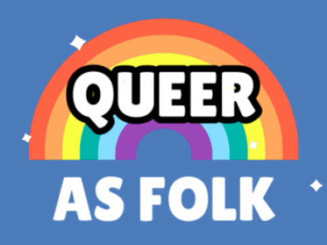 Instagram Post Video Maker Featuring Animated LGBT Pride Illustrations 1818