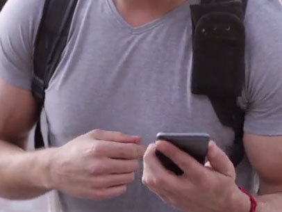 Using iPhone 6 on Backpacking Trip (With Gestures)