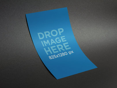 Photorealistic Flyer Mockup a10381