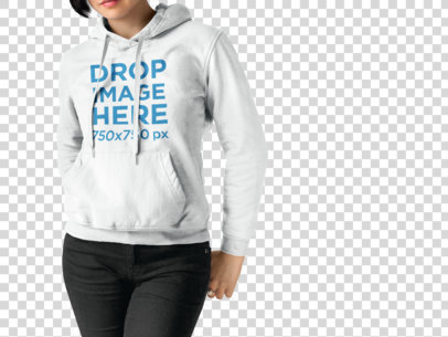 Hoodie Pullover Hoodie Mockups To Promote Your Clothes